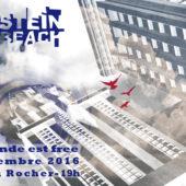 LE MONDE EST FREE #3 – 8 NOVEMBRE 2016 – BAR DU ROCHER DE PALMER – 19H00
