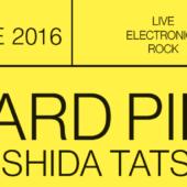 COPINAGE – RICHARD PINHAS + YOSHIDA TATSUYA – IBOAT – 19 septembre