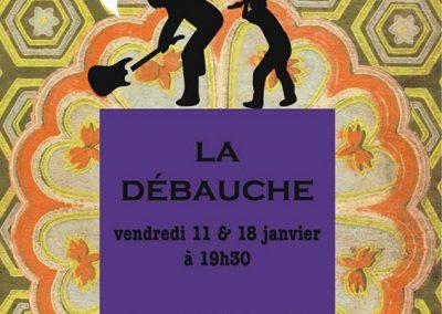 LA DEBAUCHE 1