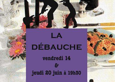 LA DEBAUCHE 12