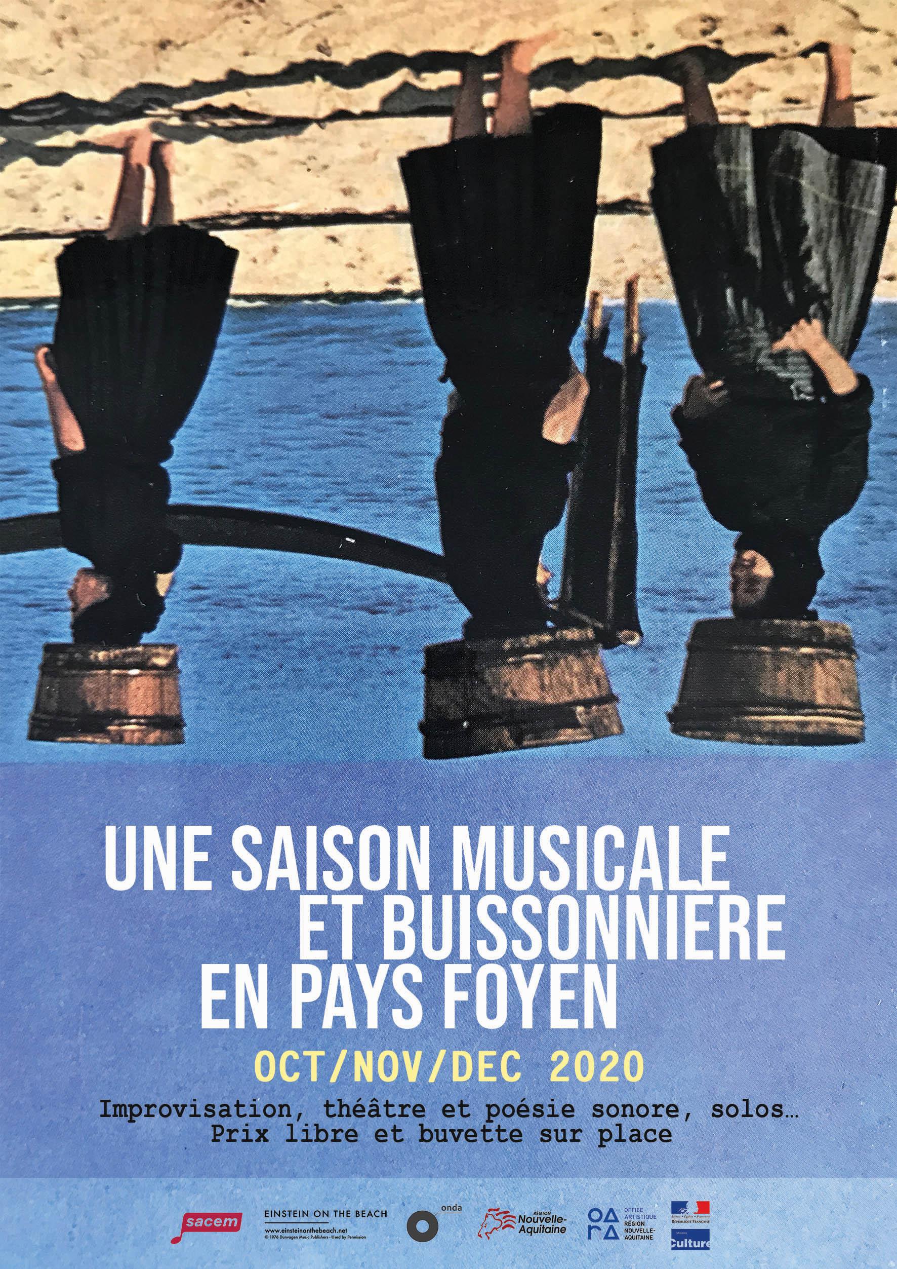 Une saison musicale et buissonnière en pays Foyen